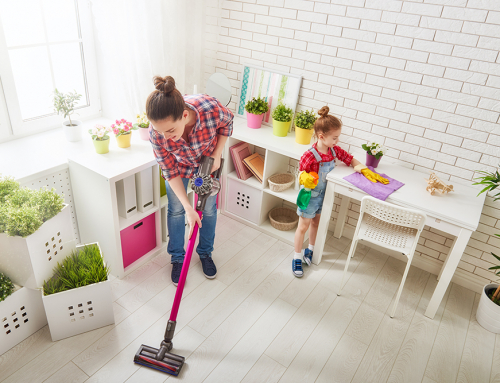 ทำความสะอาดพื้นไม้เอ็นจิเนียร์อย่างไรให้สวยยืนยง คงทน แข็งแรง!