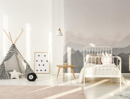 """""""เด็ก"""" กับการแต่งห้องนอนเพื่อเสริมพัฒนาการ"""