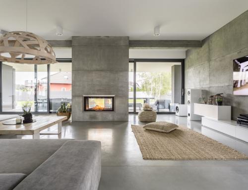 หลักการวางแผนฝ้าเพดาน รวมถึงทิศที่ดีสำหรับประตูในบ้าน